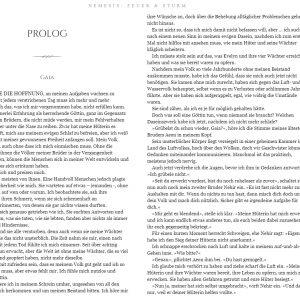 Pink Ink Buch-Designs – Cover & Buchsatz