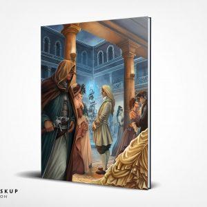 Verena Biskup – Illustration